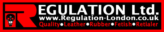 Regulation London - Fetish clothing and accessories